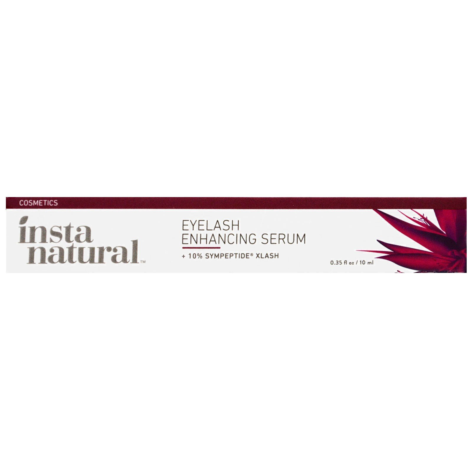 InstaNatural, Eyelash Enhancing Serum, 0.35 fl oz (10 ml) - 3PC