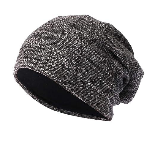 80921751 Amazon.com: WUAI Clearance Deals,Mens Womens Knit Baggy Hats Warm ...