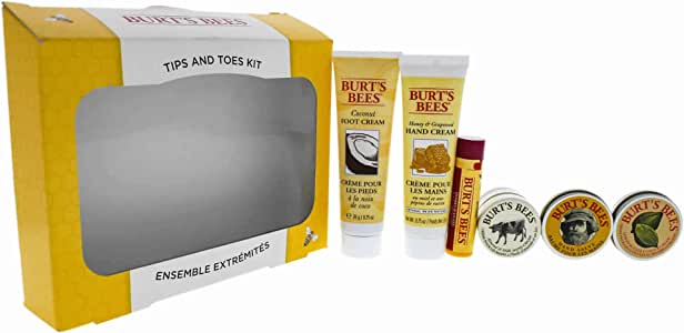 Burt's Bees Tips And Toes Kit, 1 Pack