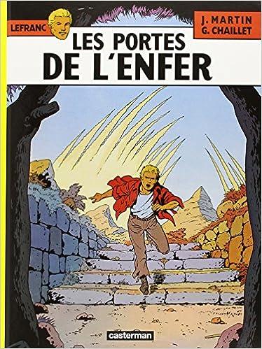 Lefranc, tome 5 : Les portes de l'enfer pdf epub