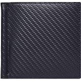 LANZA (ランザ) マネークリップ カーボンレザー 財布 スペイン製