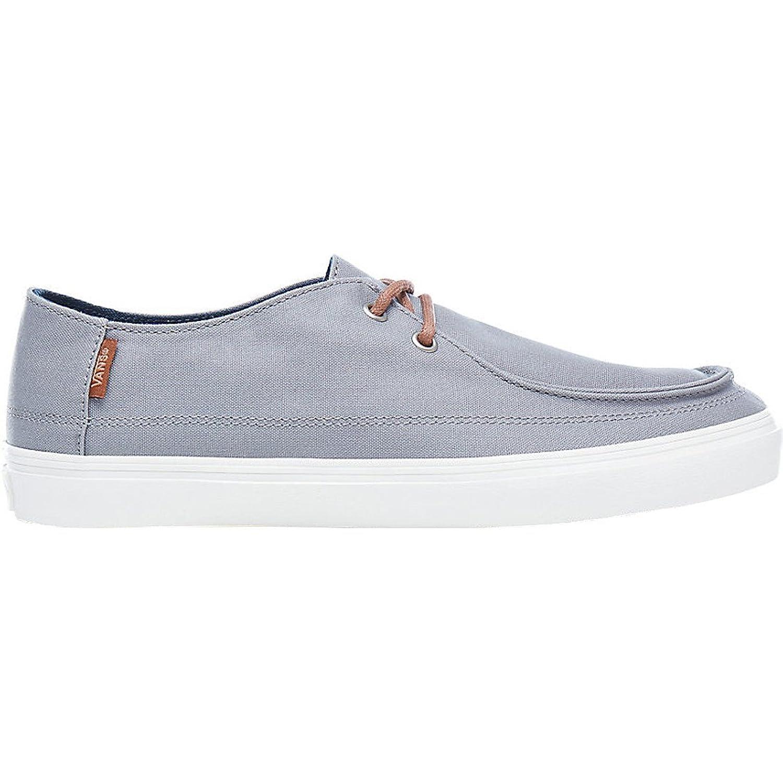 Vans(バンズ) メンズ 男性用 シューズ 靴 スニーカー 運動靴 Rata Vulc SF - Frost Gray/Marshmallow [並行輸入品] B07C8GSD1G