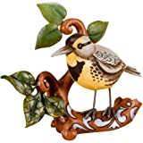 Jim Shore Heartwood Creek Meadowlark Figurine, 4-Inch