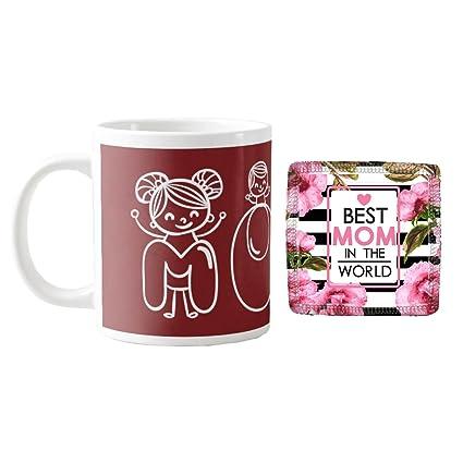 Buy Yaya Cafe Birthday Gifts For Mom Mother Cute Mom Coffee Mug For