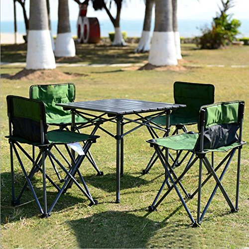 MCCKlapptische und Stühle outdoor-Grill selbstfahrende Auto camping und Freizeit Möbel tragbare combo