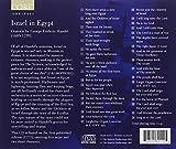 Israel in Egypt, oratorio, HWV 54