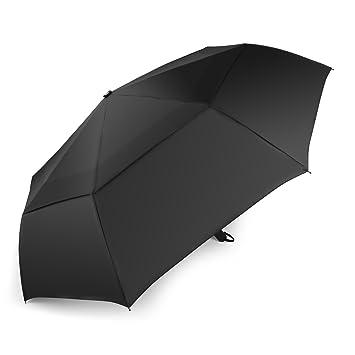 Amazon.com: Lavievert paraguas automático Abrir y cerrar ...