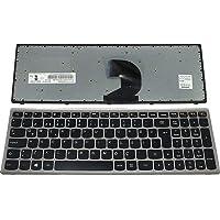 Lenovo Ideapad Z500A Z500G Z500 Laptop Klavye Türkçe Gri