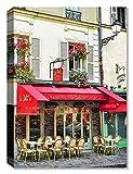 Montmartre Bistro - Indoor Outdoor Art - Weatherprint Patio Art