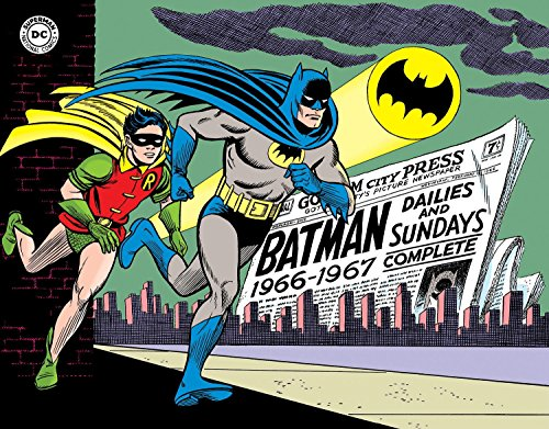 Batman: The Silver Age Newspaper Comics Volume 1 (1966-1967) (Batman Newspaper Comics) -