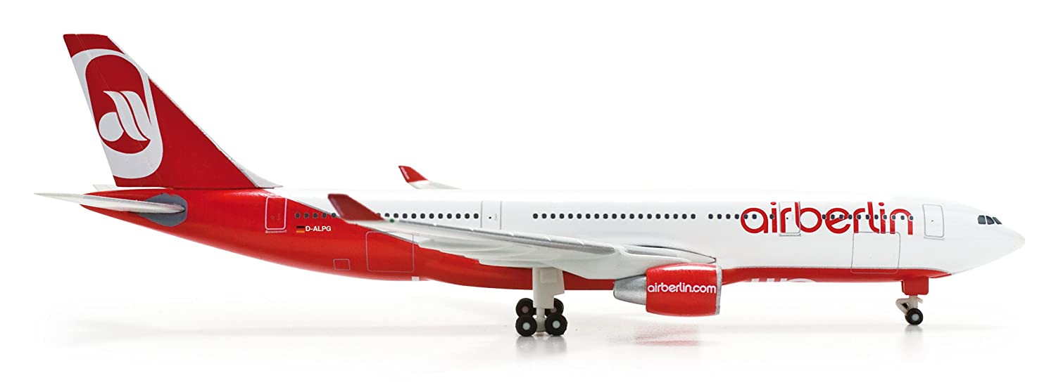 Herpa 517393-001 - - - Air Berlin Airbus A330-200 a24fb9