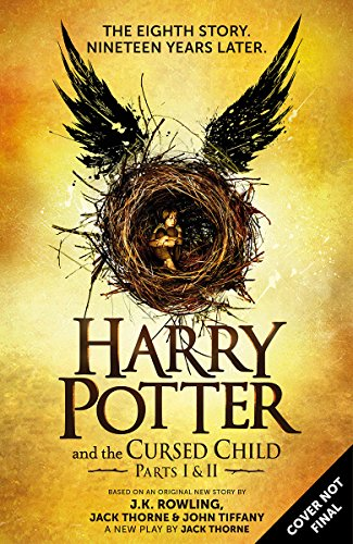 Harry Potter and the Cursed Child , Parts I & II – HPB