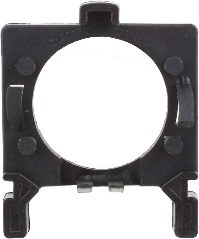 2pcs H7 LED Scheinwerfer Lampen Adapter Halter für Ford Focus Mondeo