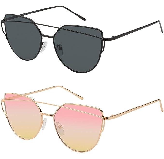 Amazon.com: Styllize - Gafas de sol para mujer con montura ...