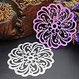 Arts & Crafts : Highpot Metal Cutting Dies Stencil Scrapbooking Embossing Album Paper Card DIY Craft Merry Birthday Festival Decoration (R)