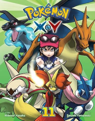 Pokémon X•Y, Vol. 11 (Pokemon) Photo