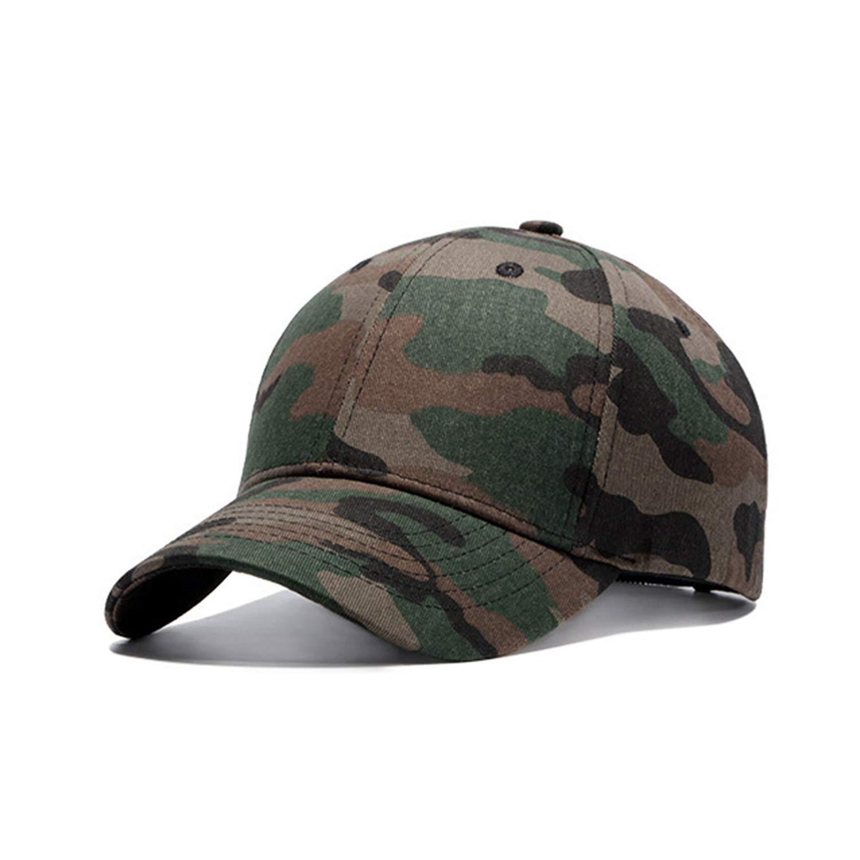 04f55ee642e ... Hip Hop Hats Spring Summer Men Women Baseball Cap Camouflage Snapback  Bone High-Grade Cotton Sunscreen Caps