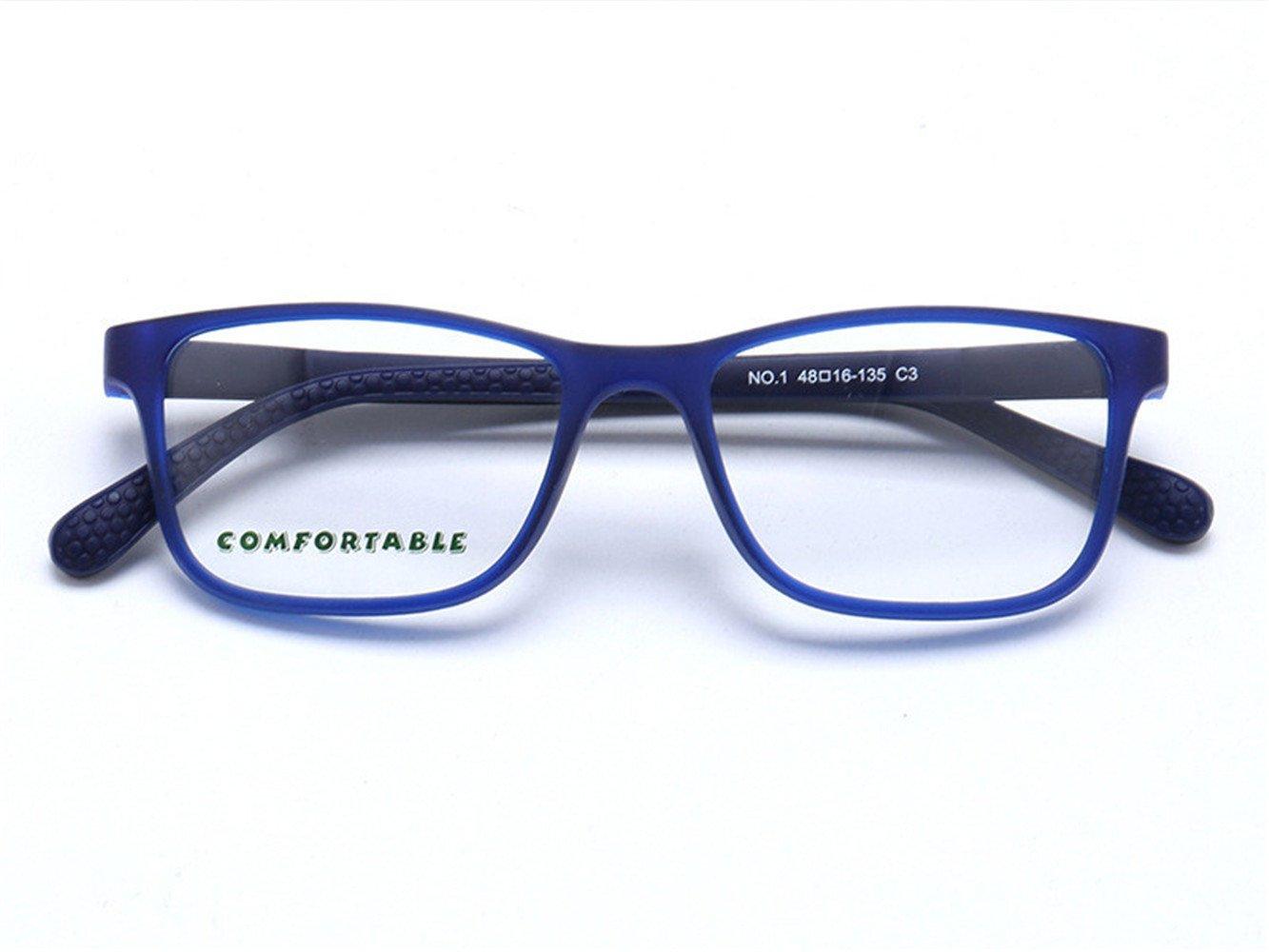 SMX Gafas Neutras para/Eliminan la Fatiga y la Irritación Visual/Gafas Anti LUZ Azul y UV para Pantalla/Filtro luz Azul de Descanso para pcGafas de BLU-Ray ...