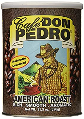 Café Don Pedro American Roast, 11.5 Ounce