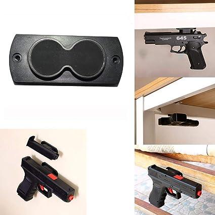 Amazon.com: Seguridad Soluciones Pistola Pistola Metal ...
