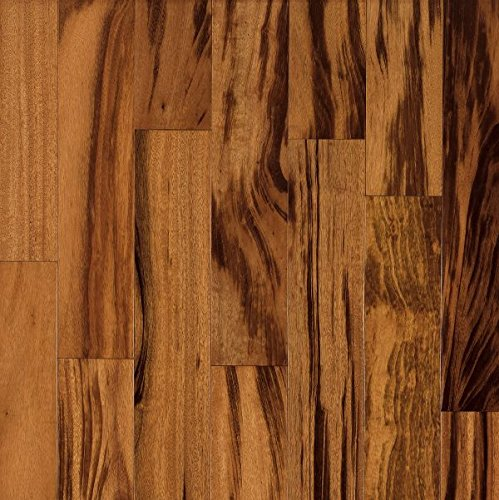 Natural Valenza Engineered Tigerwood Flooring