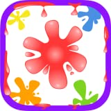 Bubble Paint pop Party – Messy Kids Coloring Game