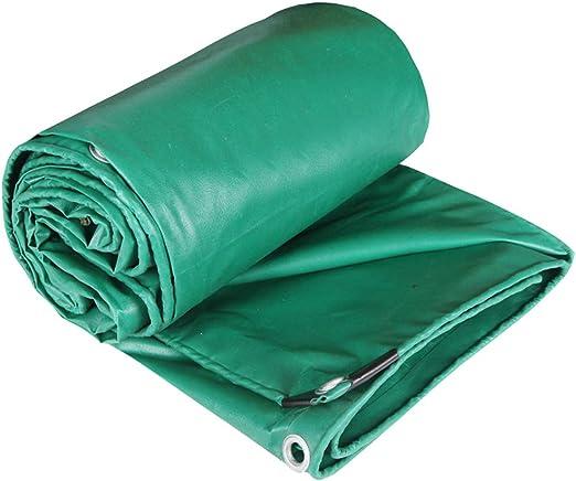 Lona Lona Impermeable Lona de sombrilla Lona de PVC Lona de Lona Lona de Lona Lona de protección Lona para automóvil, Jardín, Patio, etc. (Size : 5 * 5m): Amazon.es: Hogar