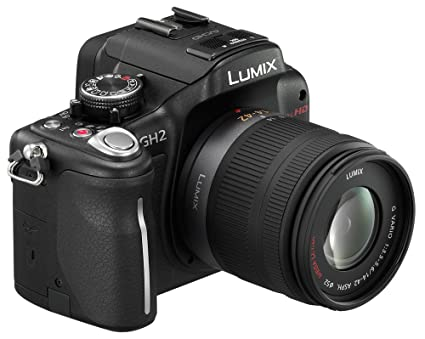 21646a9a5a Panasonic Lumix DMC-GH2KK 16.05 MP Live MOS Mirrorless Digital Camera with  3-inch