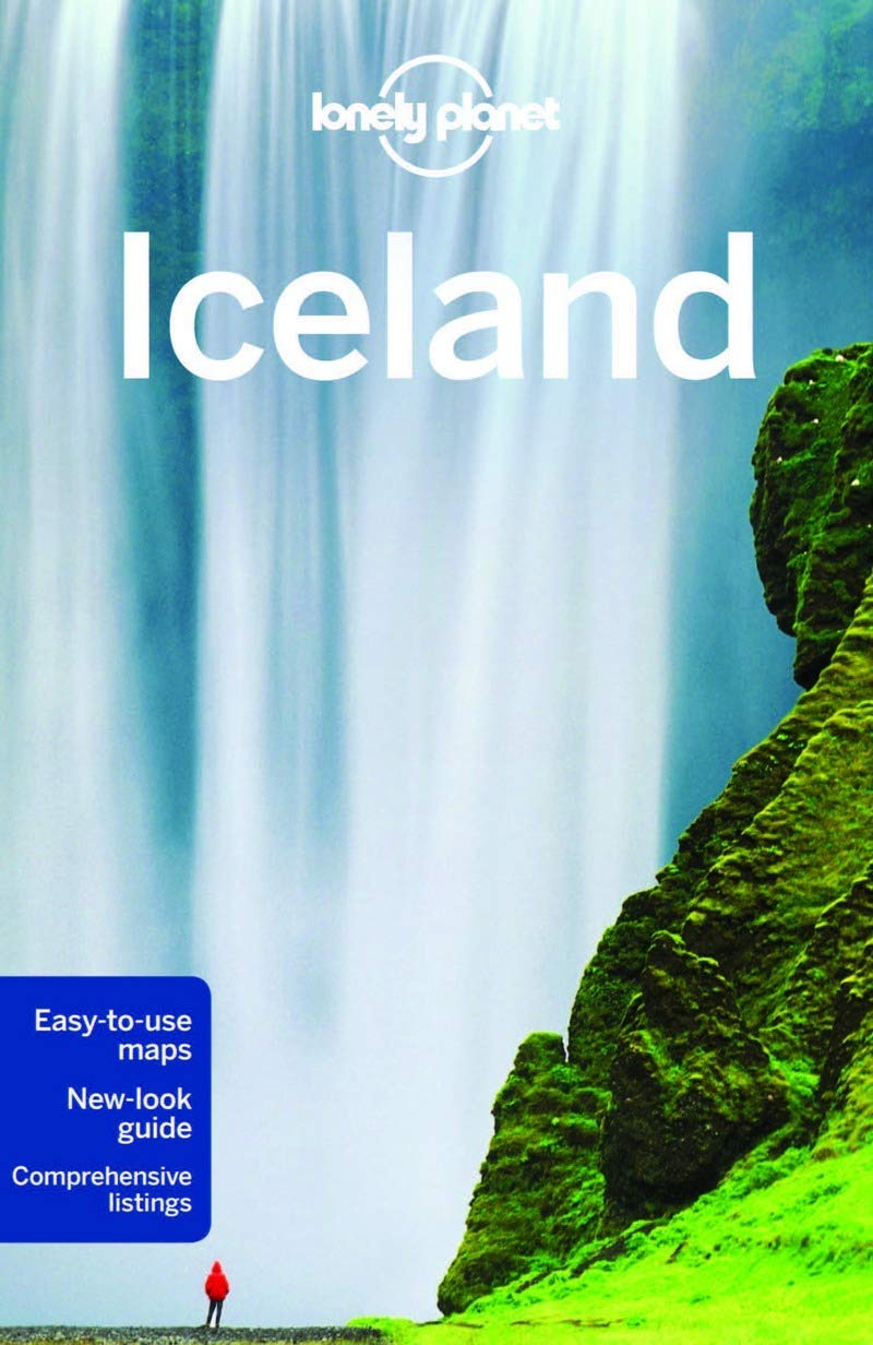 9th Edition Lonely Planet Iceland 9th Ed.