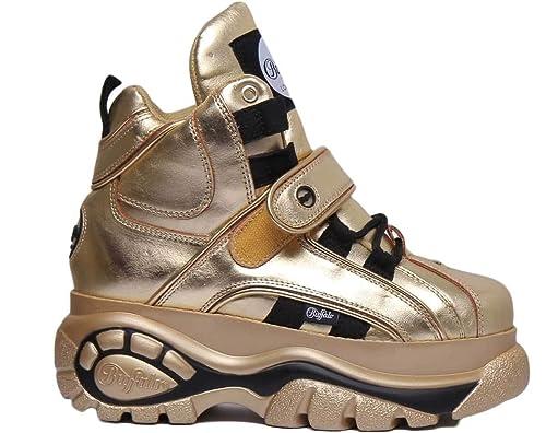 new product 2f4af a5e03 Buffalo Womens Classics 2.0 Nappa Leather Boots: Amazon.ca ...