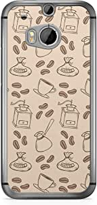 Coffee beans HTC One M8 Case - Bakery Collection