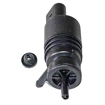 Bomba limpiaparabrisas delantera 67128377612, 67128362154: Amazon.es: Coche y moto