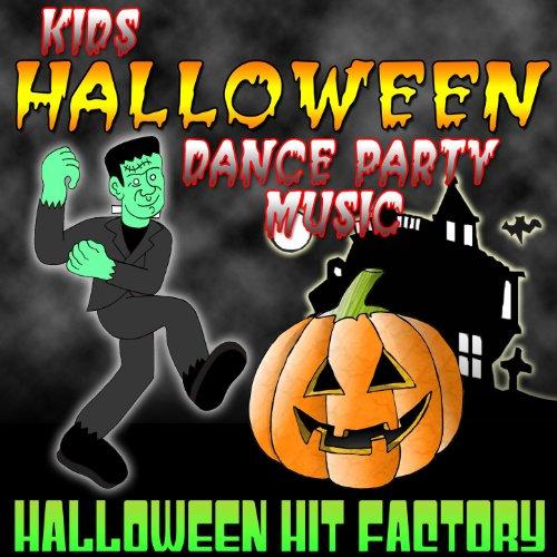 Amazon.com: Kids Halloween Dance Party Music: Halloween Hit ...