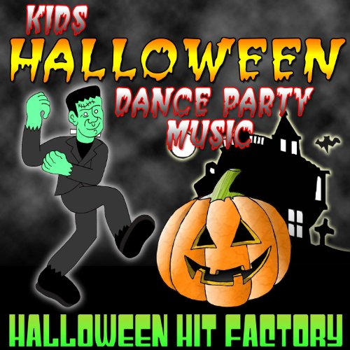 Kids Halloween Dance Party