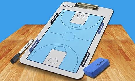 Baloncesto Trainer Diagrama Caja de arena Táctica de baloncesto ...