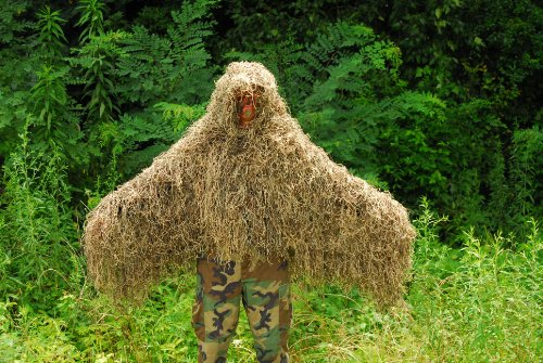 (Ghillie Tracker (Mossy) )