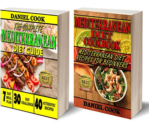 MEDITERRANEAN DIET BUNDLE: The Complete Mediterranean Diet Guide + Mediterranean Diet Cookbook: Learn Everything You Need To Know About The Mediterranean ... diet cookbook, Mediterranean diet recipes)