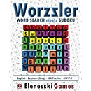 Worzzler (English, Beginner, 400 Puzzles) 2017.11: Word Search meets Sudoku