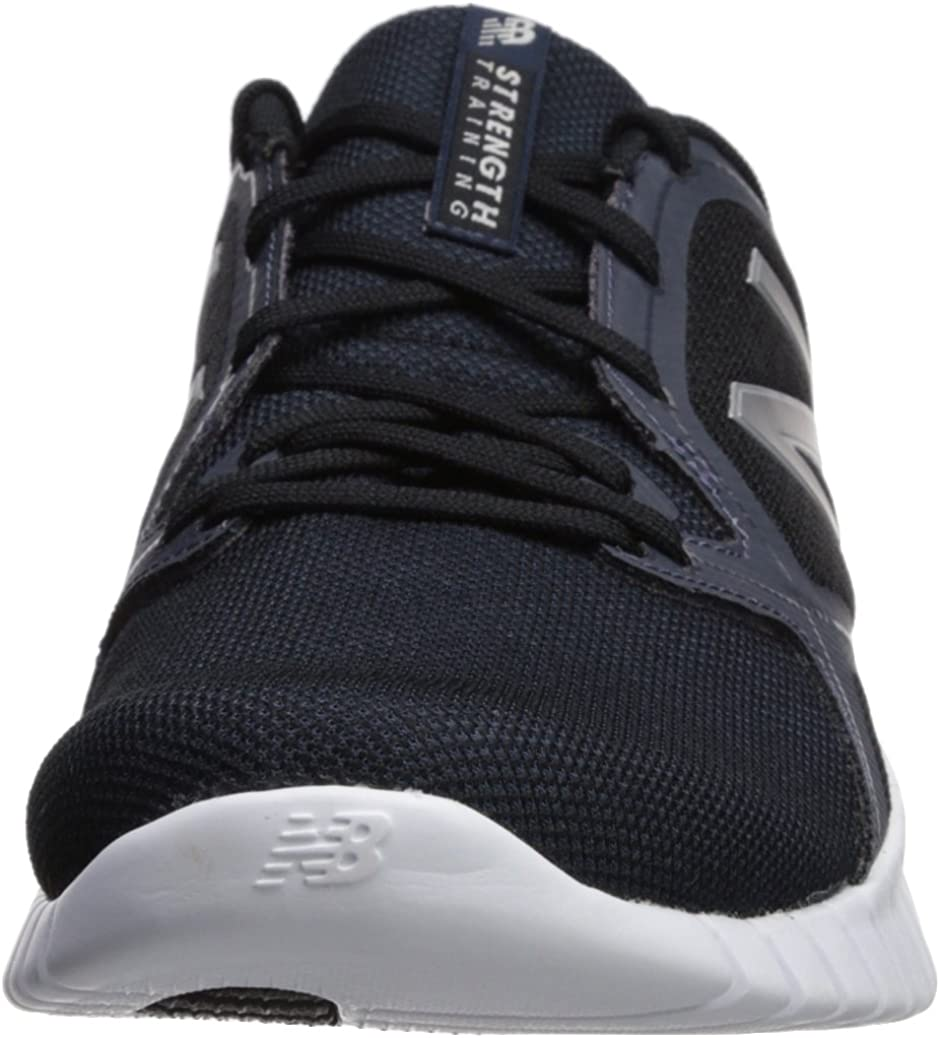 MX66BG2 New Balance Mens MX66v2 Flexonic Training Shoe Black 7 4E ...