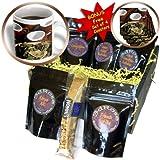 Danita Delimont - Peru - Peru, Cuzco. Coca leaves and tea cups - SA17 BJA0152 - Jaynes Gallery - Coffee Gift Baskets - Coffee Gift Basket (cgb_86965_1)
