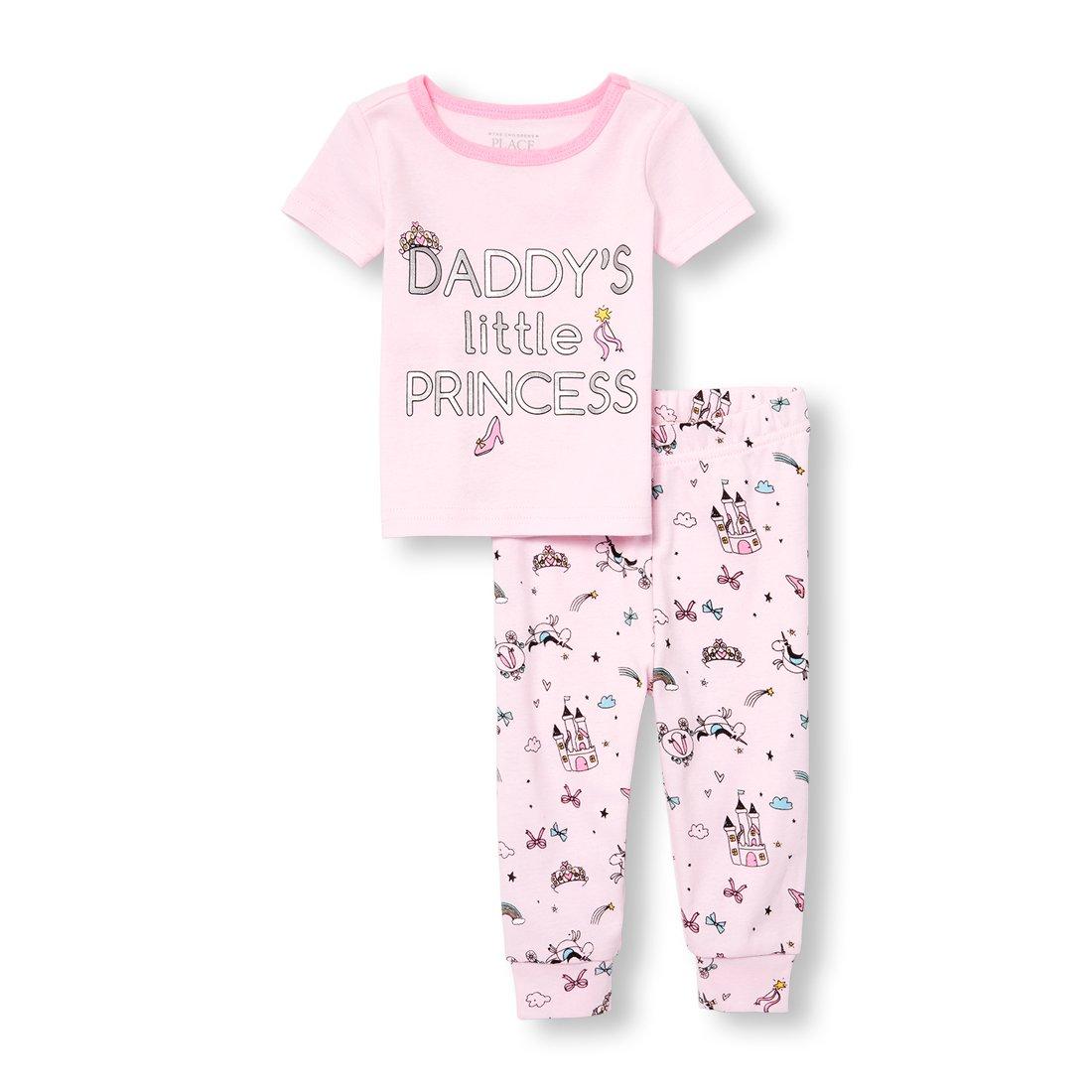 人気カラーの The Children's Place SLEEPWEAR ベビーガールズ 5T Pink Admirer Place SLEEPWEAR Admirer B076Y7YSJT, 開放倉庫:88a56d2d --- agiven.com