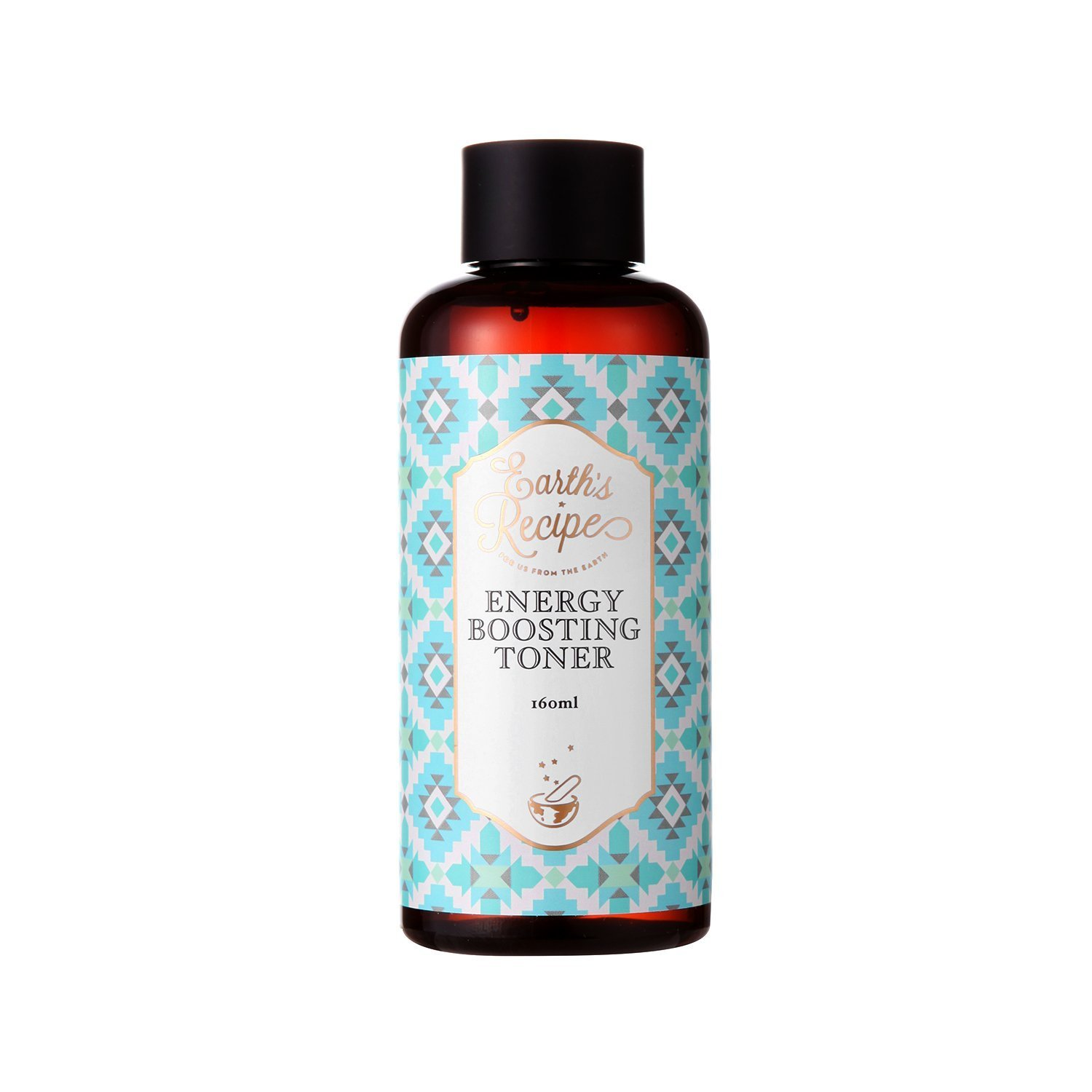 Earth's Recipe Energy Boosting Toner 160ml Alcohol Free Moisturizing Facial Toner with Tremella Mushroom 5x Moisture Boost Calming Hydrating Soothing Treatment for Sensitive and Breakout Prone Skin by Earth's Recipe