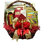 Happy Times Gourmet Food and Snacks Gift Basket