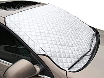 FIAT  500 Front Windscreen Frost Snow Ice Screen Cover Protector