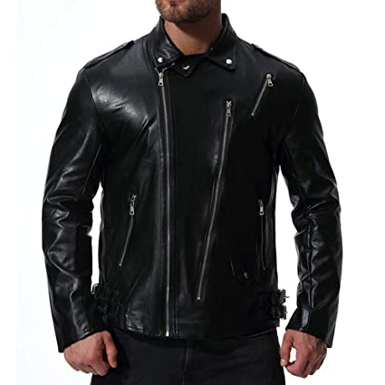 9b4d6323dac12 Amazon.com   Big Promotion!2019 New Men Jacket