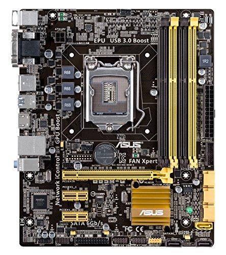 Build My PC, PC Builder, ASUS B85M-G