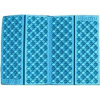 Outdoor Portable Foldable EVA Foam Mat Moisture-Proof Garden Cushion Seat Pad(Blue)