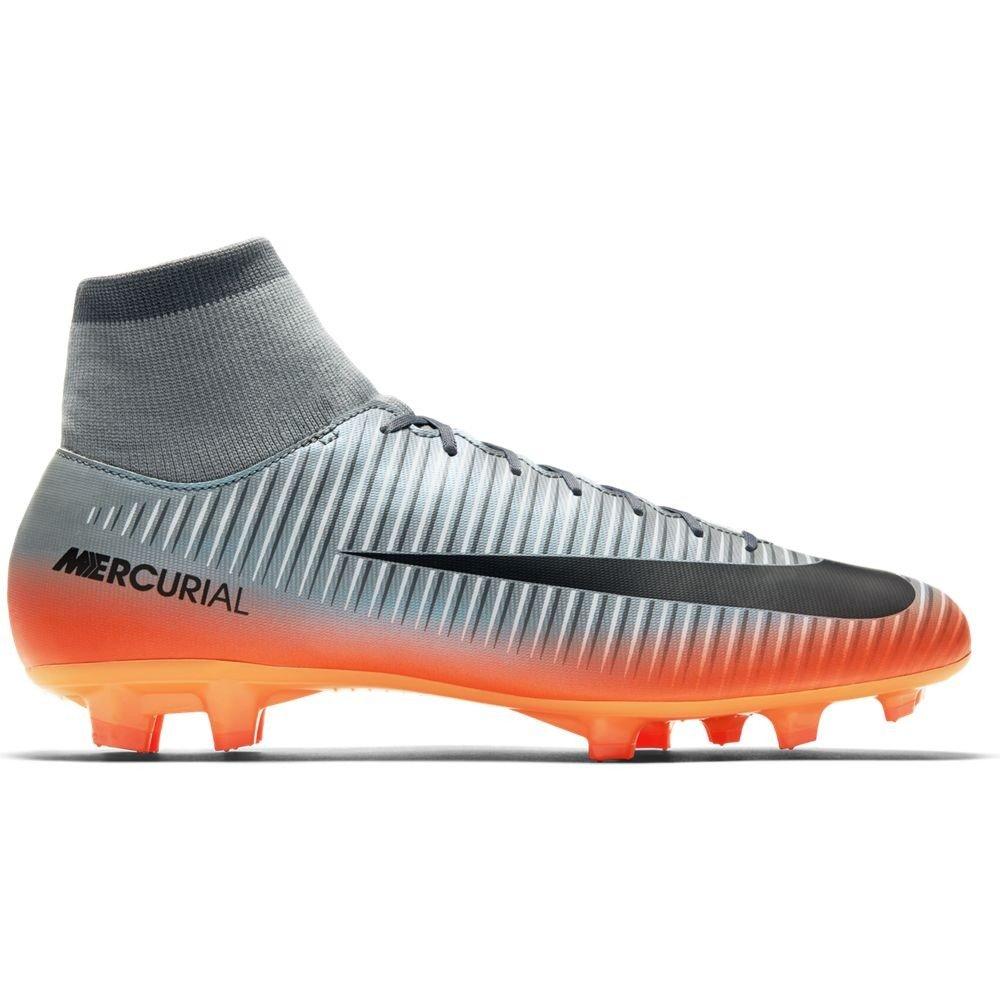 Nike Mercurial Superfly 6 Pro FG Aj3550 600 Cr7 Soccer .