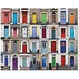 Melissa & Doug 1,000-Piece Knock Knock Doorways Jigsaw Puzzle (29 x 23 inches)
