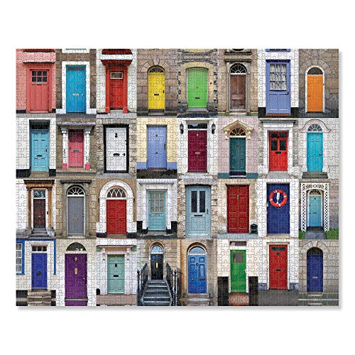 Melissa & Doug 1,000-Piece Knock Knock Doorways Jigsaw Puzzl